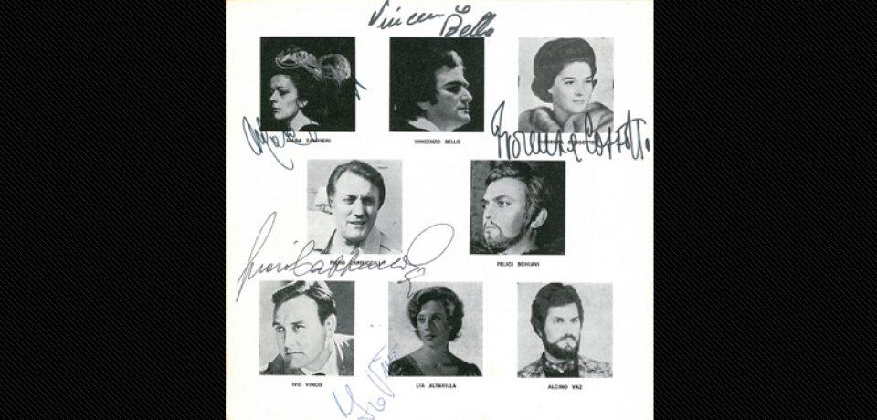 O Trovador de 1978