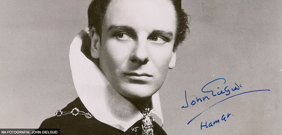 John Gielgud e Ópera