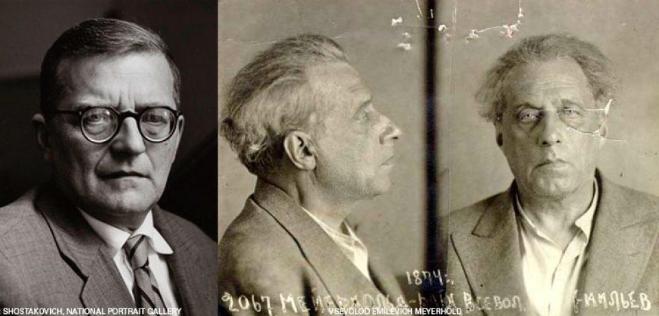 Shostakovich recorda Meyerhold