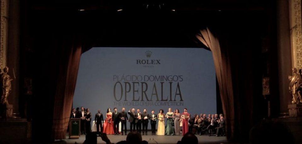 Plácido Domingo — OPERALIA, o concurso em Lisboa