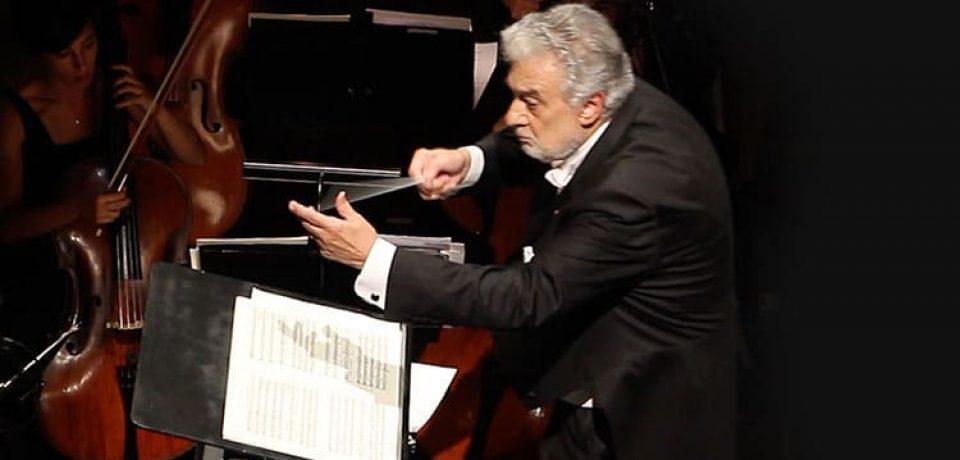 Plácido Domingo — a Orquestra