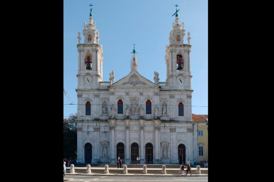 Um agudo na Basílica