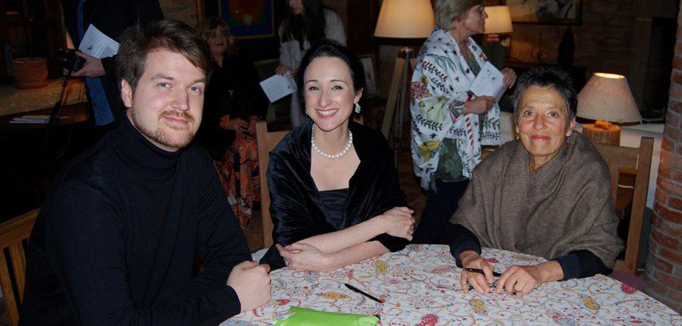 Em Belgais, com Raquel Alão