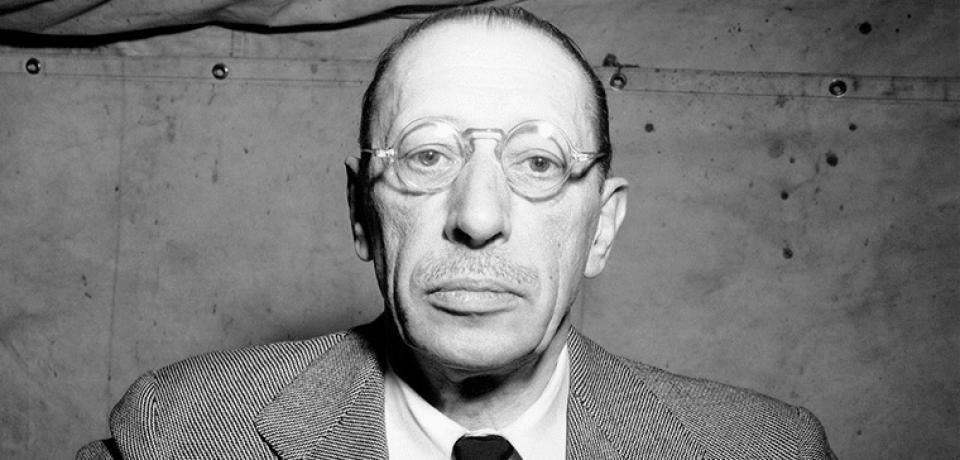 Stravinski, a bela Lisboa, comida boa e … dois gatos mortos