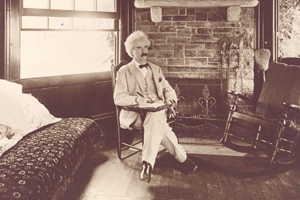 De Mark Twain a Parsifal