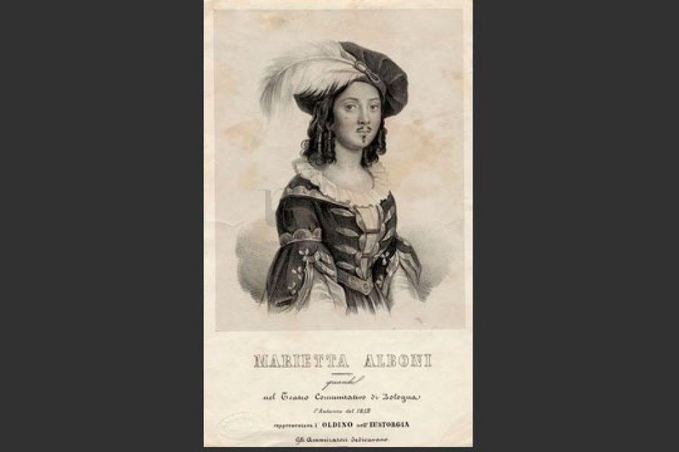 Assolutissima Marietta Alboni